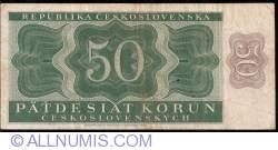 Image #2 of 50 Korun 1950