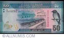 Image #1 of 50 Rupees 2010 (1. I.)