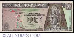 Image #1 of 1/2 Quetzal 1992 (14. II.)