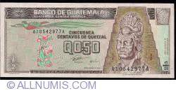 Image #1 of 1/2 Quetzal 1996 (28. VIII.)