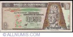 1/2 Quetzal 1998 (9. I.)