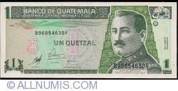 Image #1 of 1 Quetzal 1998 (9. I.)