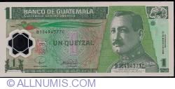 Image #1 of 1 Quetzal 2008 (12. III.)