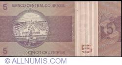 Imaginea #2 a 5 Cruzeiros ND (1974)