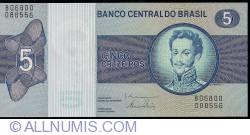 Imaginea #1 a 5 Cruzeiros ND (1979)