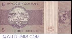 Imaginea #2 a 5 Cruzeiros ND (1979)