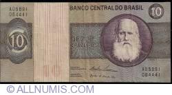 Imaginea #1 a 10 Cruzeiros ND (1974)