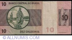 Imaginea #2 a 10 Cruzeiros ND (1974)