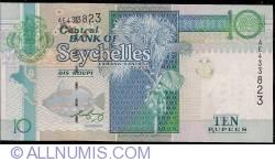 Imaginea #1 a 10 Rupees ND(1998)