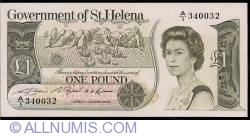 Image #1 of 1 Pound ND (1981)
