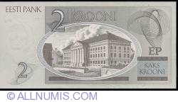 Imaginea #2 a 2 Krooni 2007