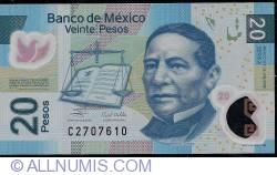 Image #1 of 20 Pesos 2006 (19. VI.) -  Serie A