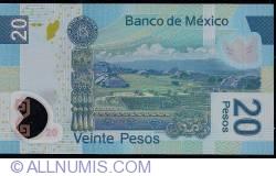 Image #2 of 20 Pesos 2006 (19. VI.) -  Serie A