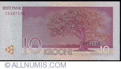 Imaginea #2 a 10 Krooni 2007