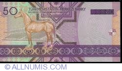 Image #2 of 50 Manat 2005