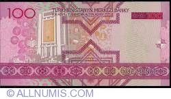 Image #2 of 100 Manat 2005