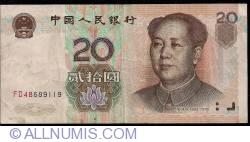 Image #1 of 20 Yuan 1999