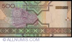 Image #2 of 500 Manat 2005