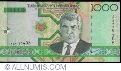 Image #1 of 1000 Manat 2005