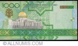 Image #2 of 1000 Manat 2005
