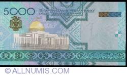 Image #2 of 5000 Manat 2005