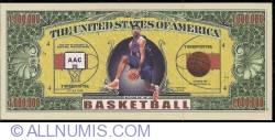 Imaginea #1 a 1 000 000 Dollars - Basketball (Seria 2002)