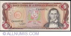 Imaginea #1 a 5 Pesos Oro 1994