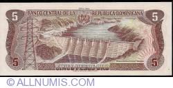 Imaginea #2 a 5 Pesos Oro 1994