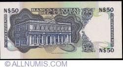 Image #2 of 50 Nuevos Pesos ND(1989) - Serie G