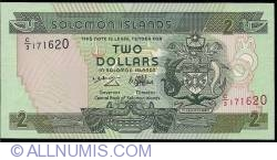 Image #1 of 2 Dollars ND (1997)