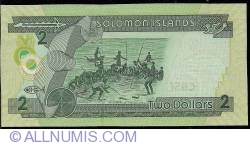 Image #2 of 2 Dollars ND (2004)