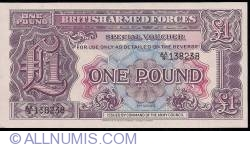 Image #1 of 1 Pound ND (1948)