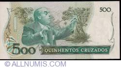 Image #2 of 500 Cruzados ND (1988)