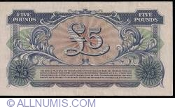 5 Pounds ND (1958)