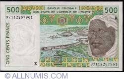 Image #1 of 500 Francs (19)97