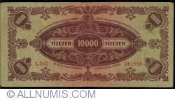 Imaginea #2 a 10000 Pengo 1945 (15. VII.)