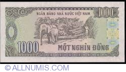 1000 Dong 1988 - 1