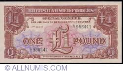 Image #1 of 1 Pound ND (1956)