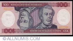 Image #1 of 100 Cruzeiros ND (1984)