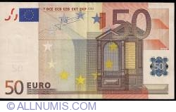 50 Euro 2002 S (Italia)