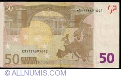 Image #2 of 50 Euro 2002 X (Germany)