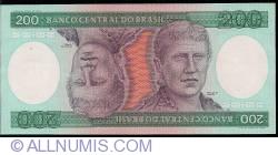 200 Cruzeiros ND (1981)