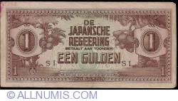 Image #1 of 1 Gulden ND (1942)