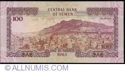 Imaginea #2 a 100 Rials ND(1993) - semnătură Aluwi Salih al-Salami
