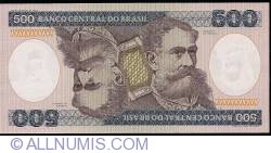 Image #1 of 500 Cruzeiros ND (1985)