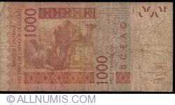 1000 Francs 2003/2008