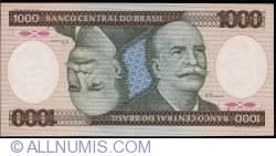 1000 Cruzeiros ND (1985)