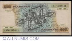 Image #2 of 1000 Cruzeiros ND (1985)