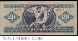 Imaginea #2 a 20 Forinți 1975 (28. X.)