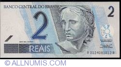 Image #1 of 2 Reais ND(2001- )